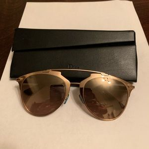 Dior Accessories - Christian Dior Sunglasses with case.